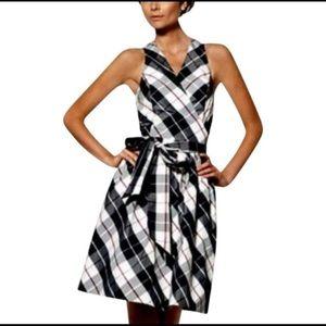 NWT - Lauren Ralph Lauren Plaid Wrap Dress